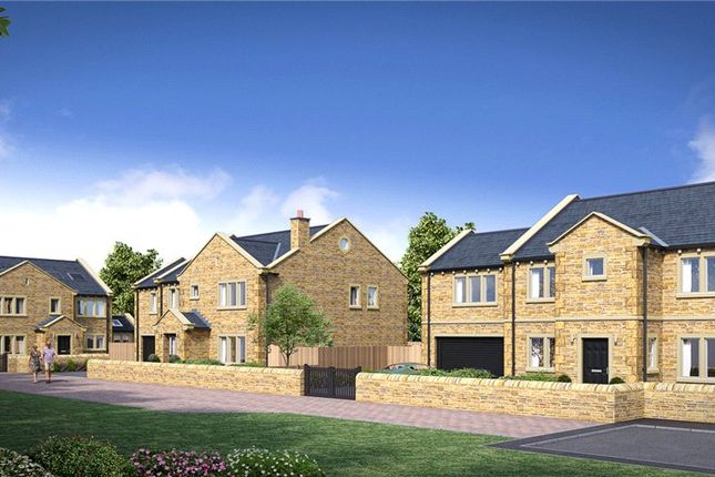 Thumbnail Detached house for sale in Aireview Terrace, Broughton Road, Skipton