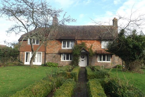 Thumbnail Property to rent in Bodle Street Green, Hailsham