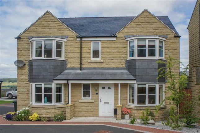 Thumbnail Detached house for sale in Birkshead Mews, Wilsden, West Yorkshire