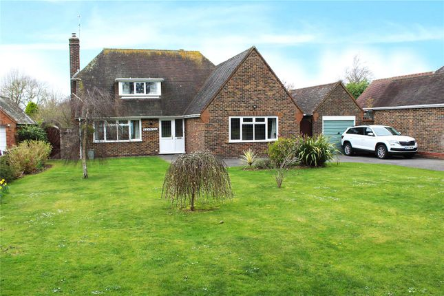 Thumbnail Bungalow for sale in North Drive, Angmering, Littlehampton