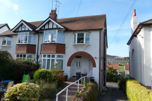 2 bed flat for sale in Abbey Road, Rhos On Sea, Colwyn Bay LL28