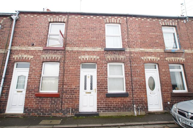 External of Lamb Lane, Egremont CA22