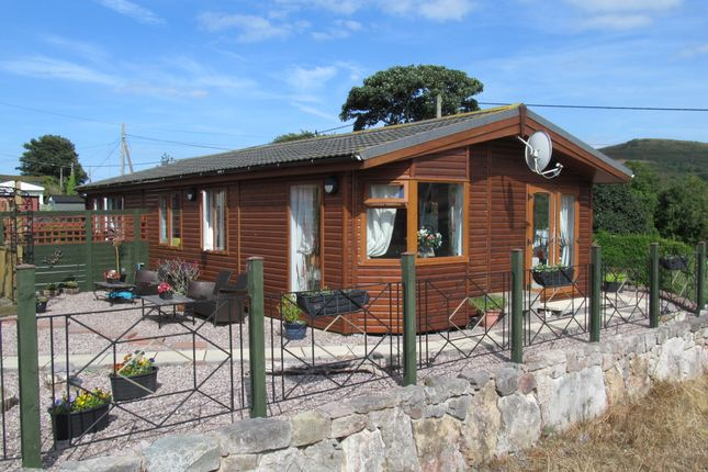 Thumbnail Mobile/park home for sale in Garth Road Farm (Ref 5966), Llandudno Junction, Conwy, Wales