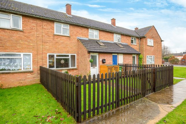 Thumbnail Terraced house for sale in Somerset Road, Wyton, Huntingdon