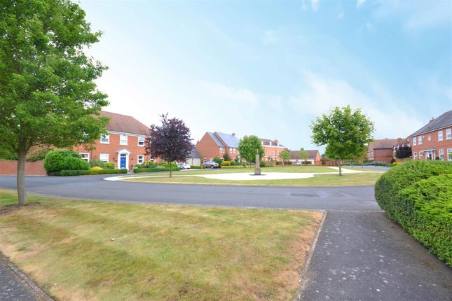 Thumbnail Mews house for sale in Oldborough Drive, Loxley, Warwick
