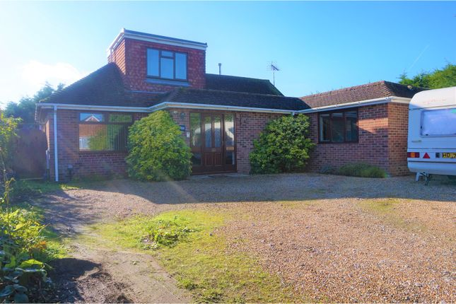 Thumbnail Detached bungalow for sale in Downview Road, Barnham