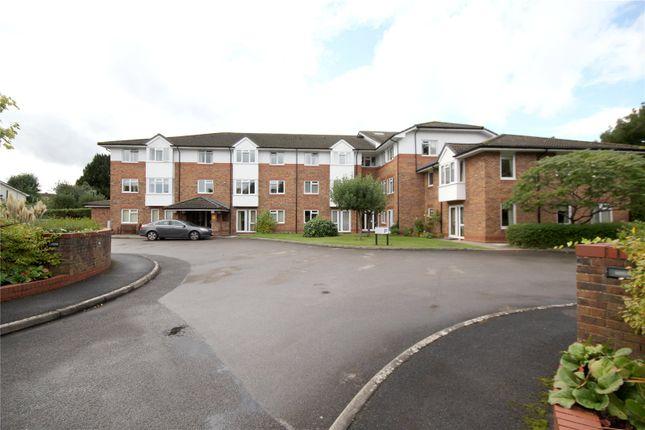 Thumbnail Property for sale in Cedar Court, Crockford Park Road, Addlestone, Surrey