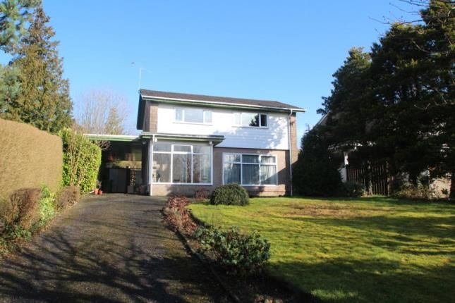 Thumbnail Detached house for sale in Arran Drive, Giffnock, East Renfrewshire