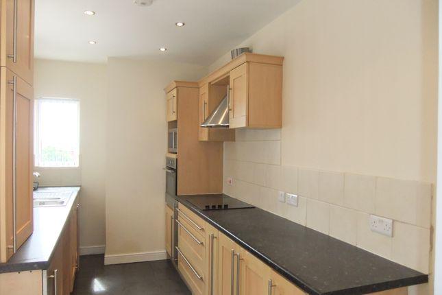 Thumbnail Terraced house to rent in Kilnhurst Road, Rotherham
