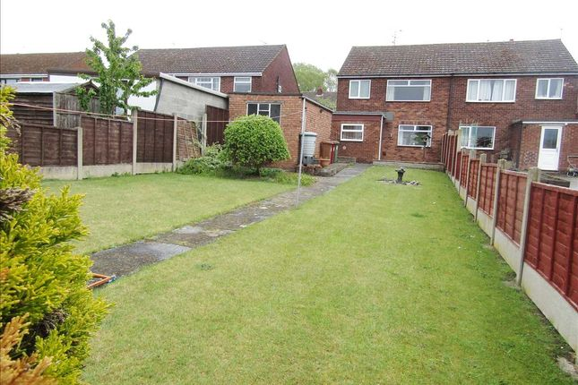 Semi-detached house for sale in Low Leys Road, Bottesford, Scunthorpe