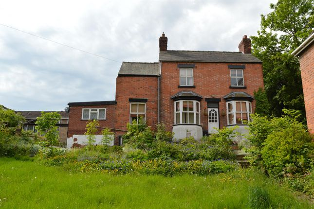 Thumbnail Detached house for sale in Chapel Street, Welshpool