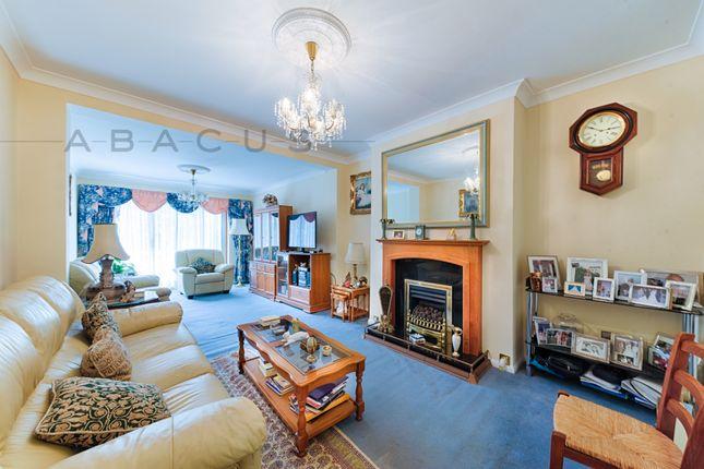 Thumbnail Terraced house for sale in Chartley Avenue, Neasden