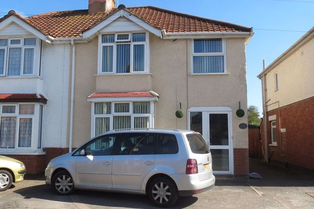 Thumbnail Semi-detached house to rent in Podsmead Road, Linden, Gloucester