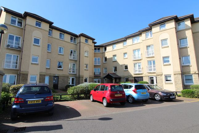 Thumbnail Flat for sale in Grangemuir Court, Prestwick