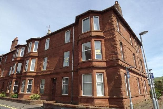 Thumbnail Flat to rent in Stanlane Place, Largs
