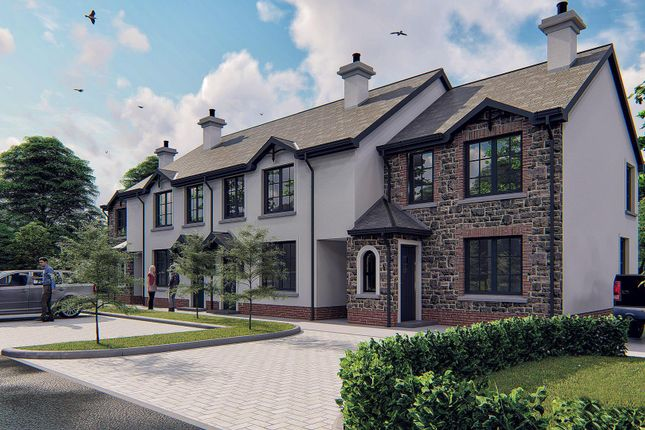 Chestnut - CGI 2 of The Chestnut, Gortnessy Meadows, Derry BT47