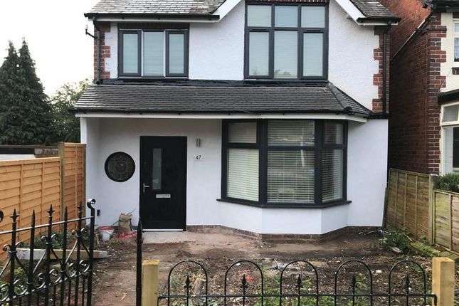 4 bed detached house to rent in Monmouth Road, Smethwick, Birmingham, West Midlands B67
