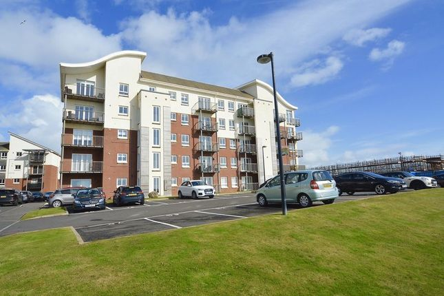 Thumbnail Flat for sale in Glenford Place, Ayr