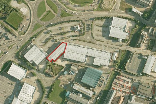 Photo of St Marks Retail Park, The Sidings, Lincoln LN6