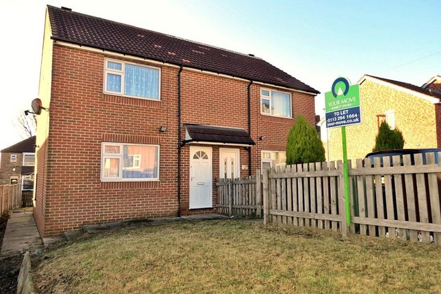 2 bed semi-detached house to rent in Tyas Grove, Leeds
