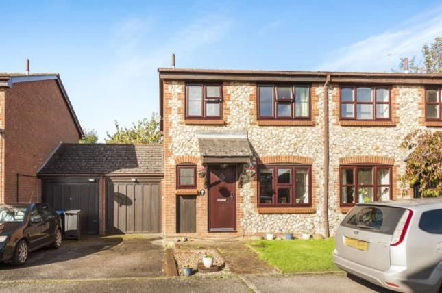 Thumbnail Semi-detached house for sale in The Flintings, Gaddeden Row, Hemel Hempstead, Hertfordshire