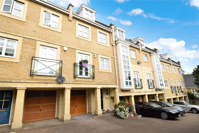 Thumbnail Terraced house for sale in Kingfisher Drive, Greenhithe, Kent