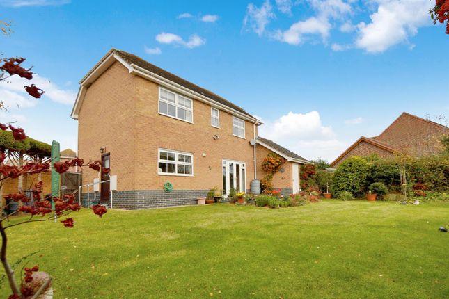 Thumbnail Detached house for sale in Edward Marke Drive, Fingringhoe Road, Langenhoe, Colchester