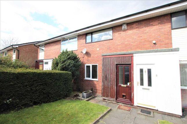 Thumbnail Flat to rent in Hatherleigh Walk, Breightmet, Bolton