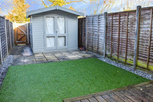 Garden At Back of Five Acres Close, Lindford, Bordon GU35
