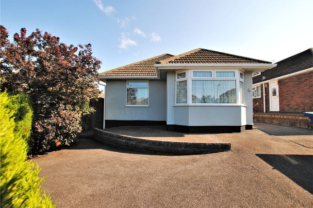 Thumbnail Detached bungalow for sale in Hurford Place, Cyncoed, Cardiff