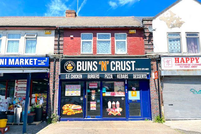Thumbnail Restaurant/cafe to let in 244 Wheelwright Road, Erdington, Birmingham