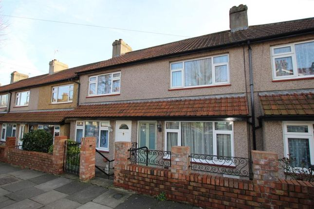 Thumbnail Terraced house for sale in Glenville Avenue, Enfield