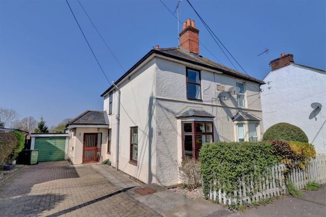 Thumbnail Semi-detached house for sale in Wycombe Road, Princes Risborough, Buckinghamshire
