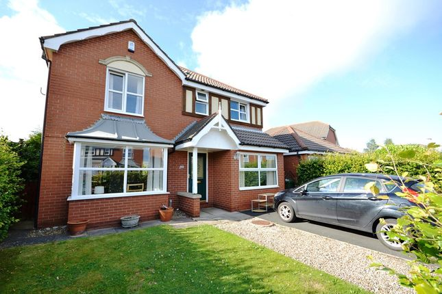 Thumbnail Detached house for sale in Newby Farm Crescent, Newby, Scarborough