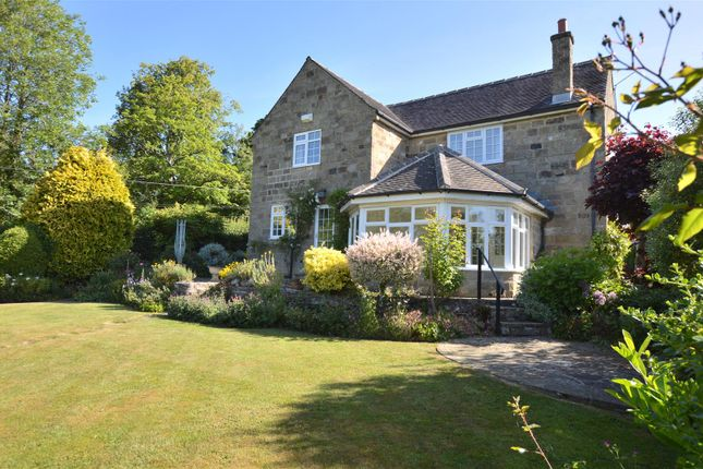 Thumbnail Cottage for sale in Hob Hill Cottage, Hazelwood, Derbyshire