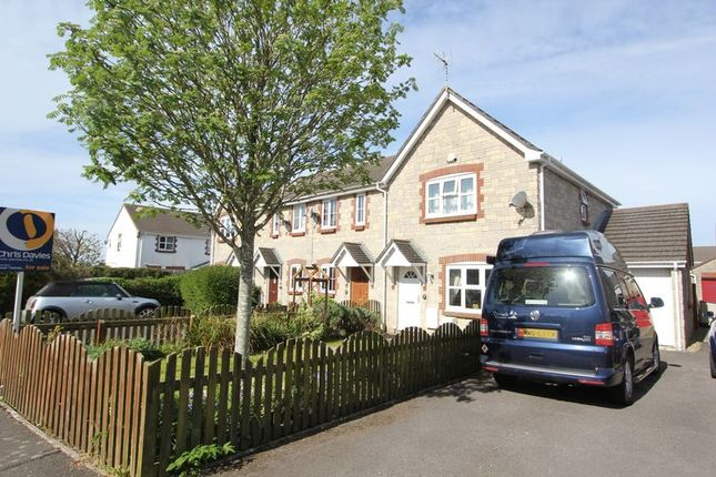 Thumbnail Semi-detached house for sale in Heol Y Fro, Llantwit Major
