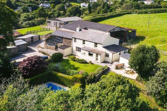 Thumbnail Detached house for sale in Shute Lane, Pensilva, Liskeard, Cornwall