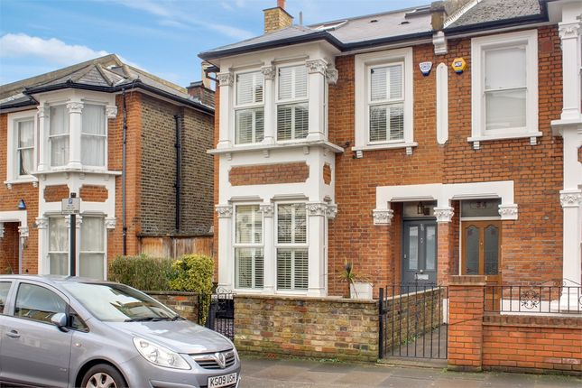 Thumbnail Semi-detached house for sale in Shaftesbury Road, Crouch End Borders, London