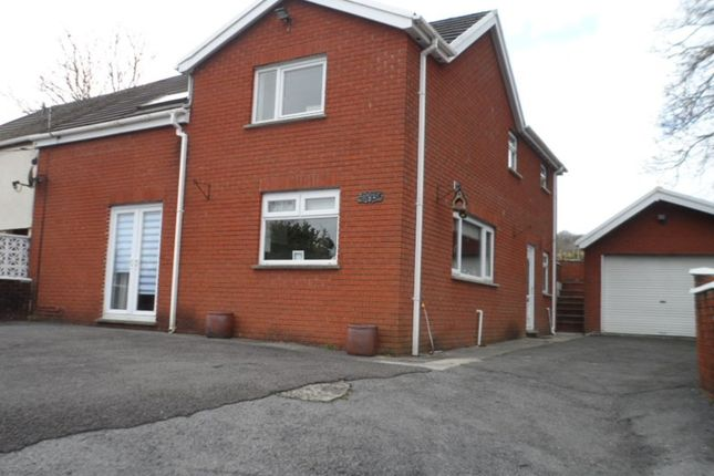 Thumbnail Property for sale in Plasycoed, Ystradgynlais, Swansea