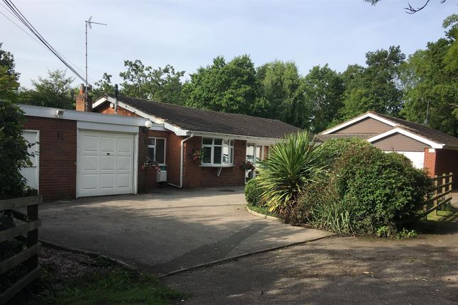 Thumbnail Bungalow for sale in Nether Whitacre, Coleshill