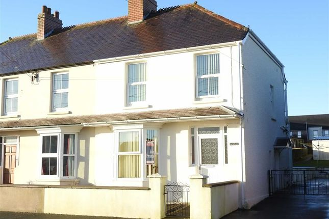 Thumbnail Semi-detached house for sale in Crymych