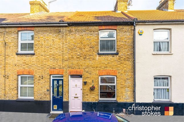 Thumbnail Terraced house for sale in Burleigh Road, Cheshunt, Hertfordshire