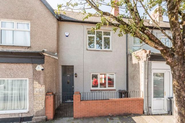 Thumbnail Terraced house for sale in Corporation Road, Newport
