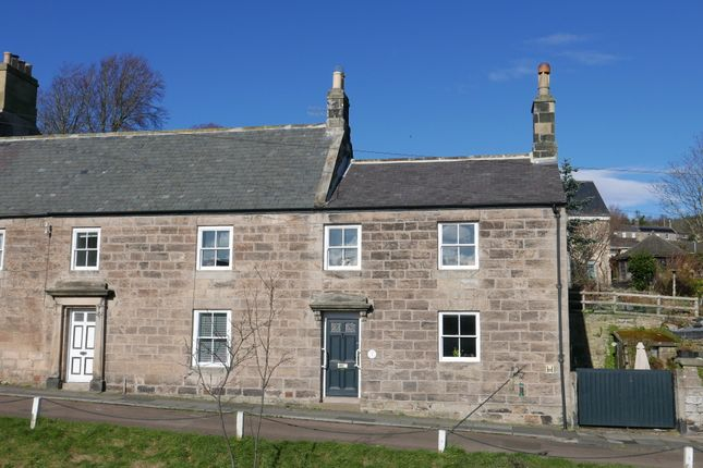 Thumbnail Semi-detached house for sale in Rothbury, Morpeth