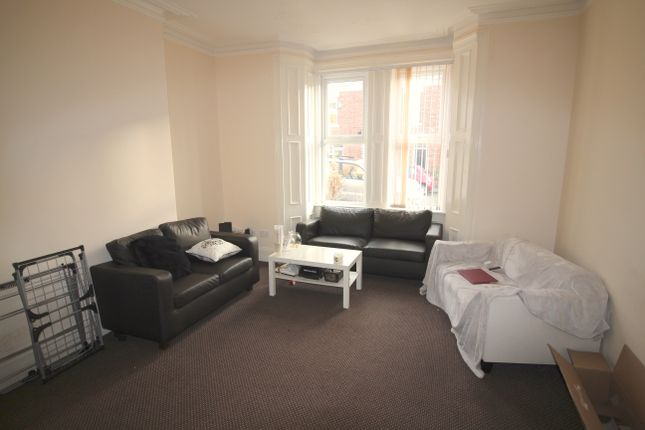 Thumbnail Terraced house to rent in Cadigan Terrace, Newcastle Upon Tyne