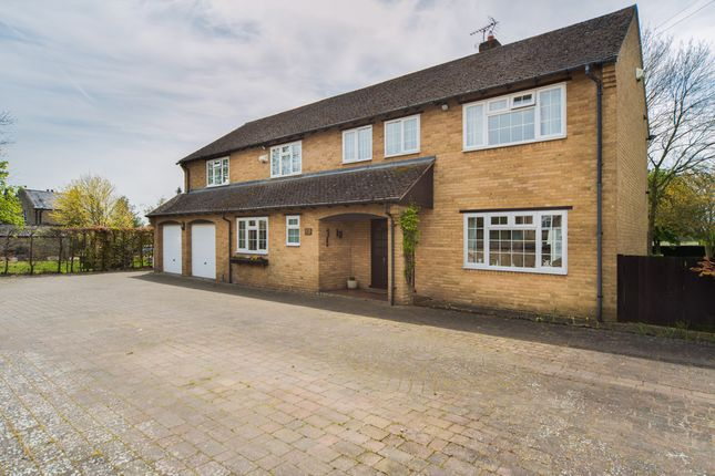 Thumbnail Detached house to rent in Weekley Wood Lane, Weekley, Kettering