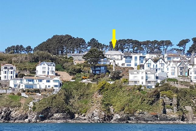 Thumbnail Detached house for sale in St. Fimbarrus Road, Fowey