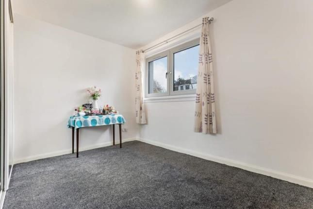 Bedroom of Fiddoch Court, Newmains, Wishaw, North Lanarkshire ML2