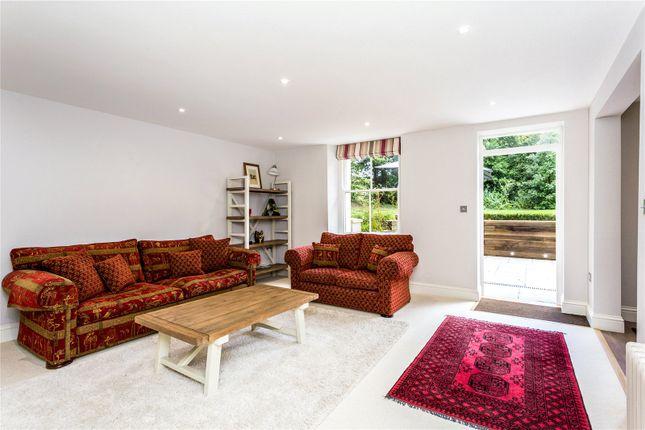 Sitting Room of Ellerslie, 108 Albert Road, Pittville, Cheltenham, Gloucestershire GL52