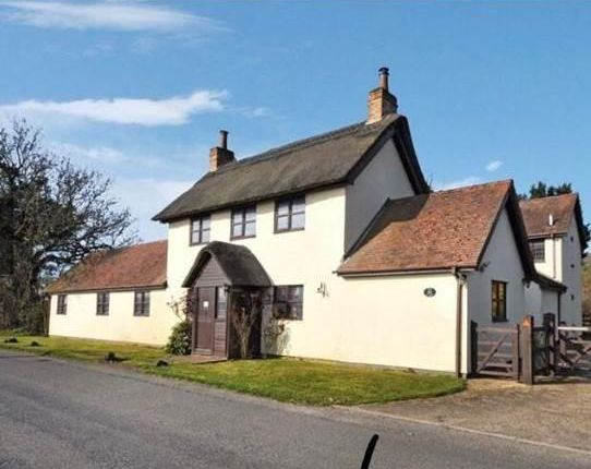 Thumbnail Detached house to rent in Gawcott, Buckingham